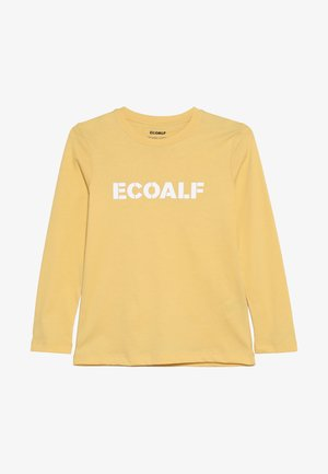 SLEEVE - Longsleeve - dark yellow
