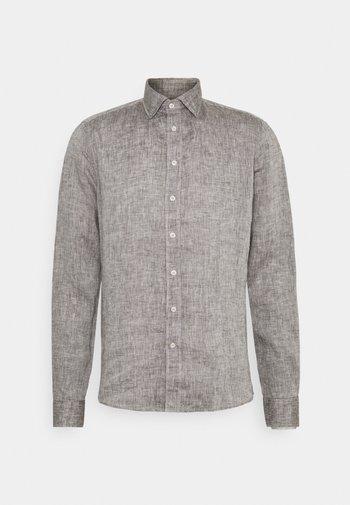 IVER  - Shirt - brown