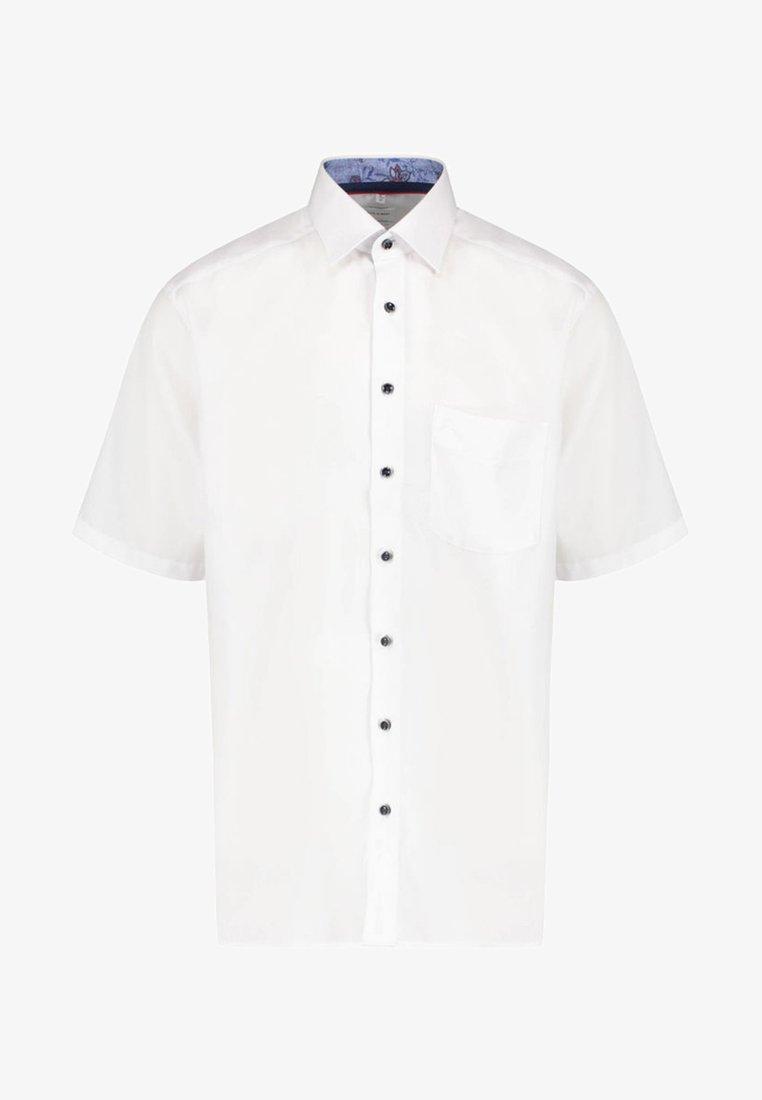 OLYMP - Shirt - white