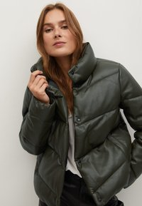 Mango - ZIG - Winter jacket - khaki - 0