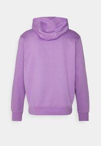 Nike Sportswear - CLUB HOODIE - Sweatjakke - violet star/white - 1