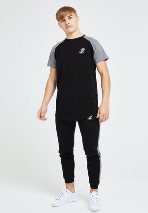 Verryttelyhousut - black & grey