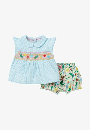 SET MIT WEBSHORTS - Shorts - naturweiß, meerjungfrauen-garten