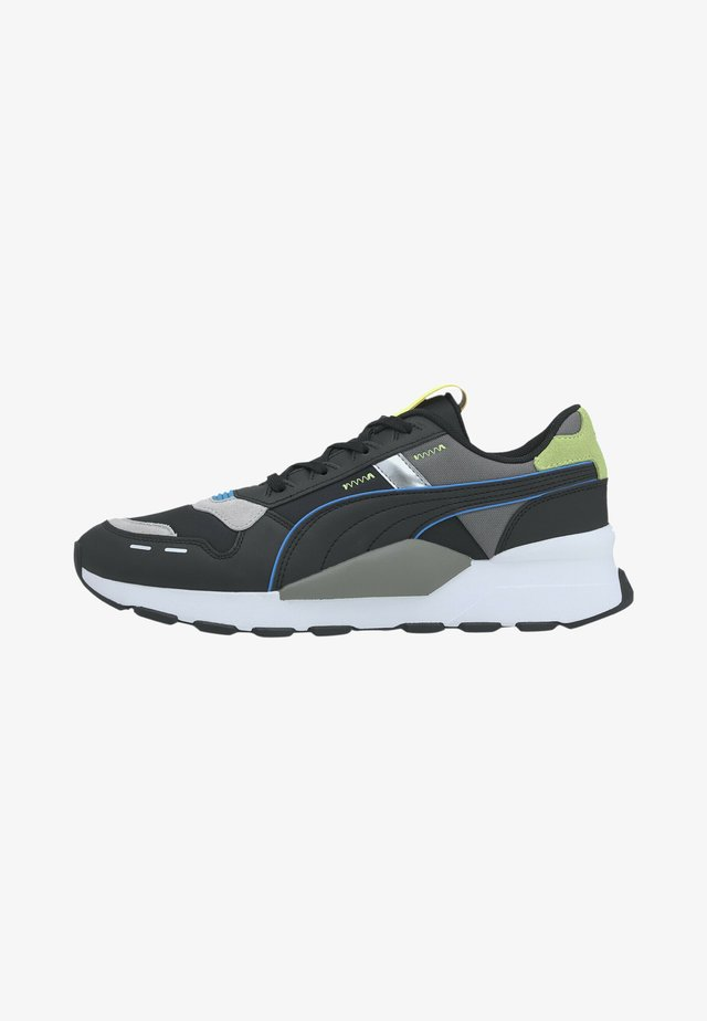 Sneakers basse - puma black-ultra gray