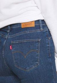 Levi's® - 720 HIRISE SUPER SKINNY - Jeans Skinny Fit - echo cloud - 4