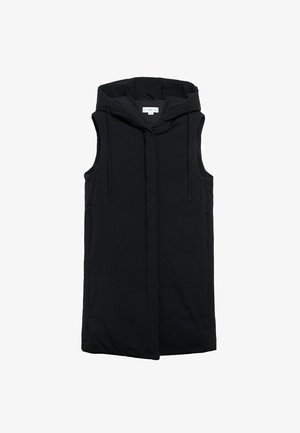 WATERAFSTOTENDE BODY WARMER - Vest - zwart