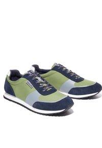 Timberland - LUFKIN  - Sneakersy niskie - md green mesh wblu - 1