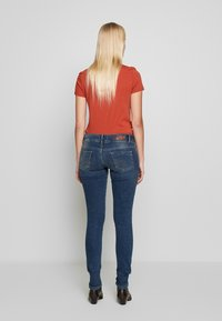 LTB - MOLLY - Slim fit jeans - dark blue denim - 2