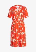 SILVY - Robe d'été - poinciana