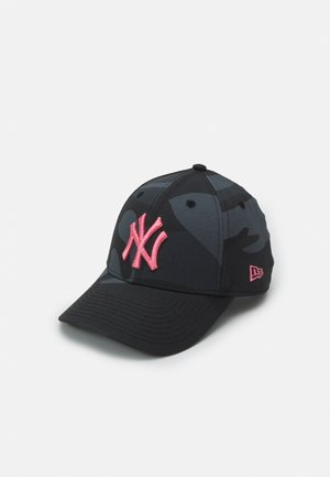 ALL OVER CAMO 9FORTY NEW YORK YANKEES UNISEX - Kšiltovka - blue