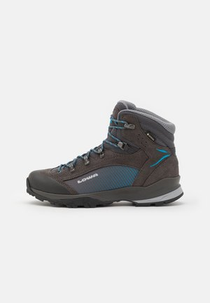 TUCANA GTX  - Hiking shoes - slate/turquoise