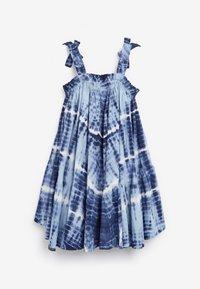 Next - Day dress - blue - 4