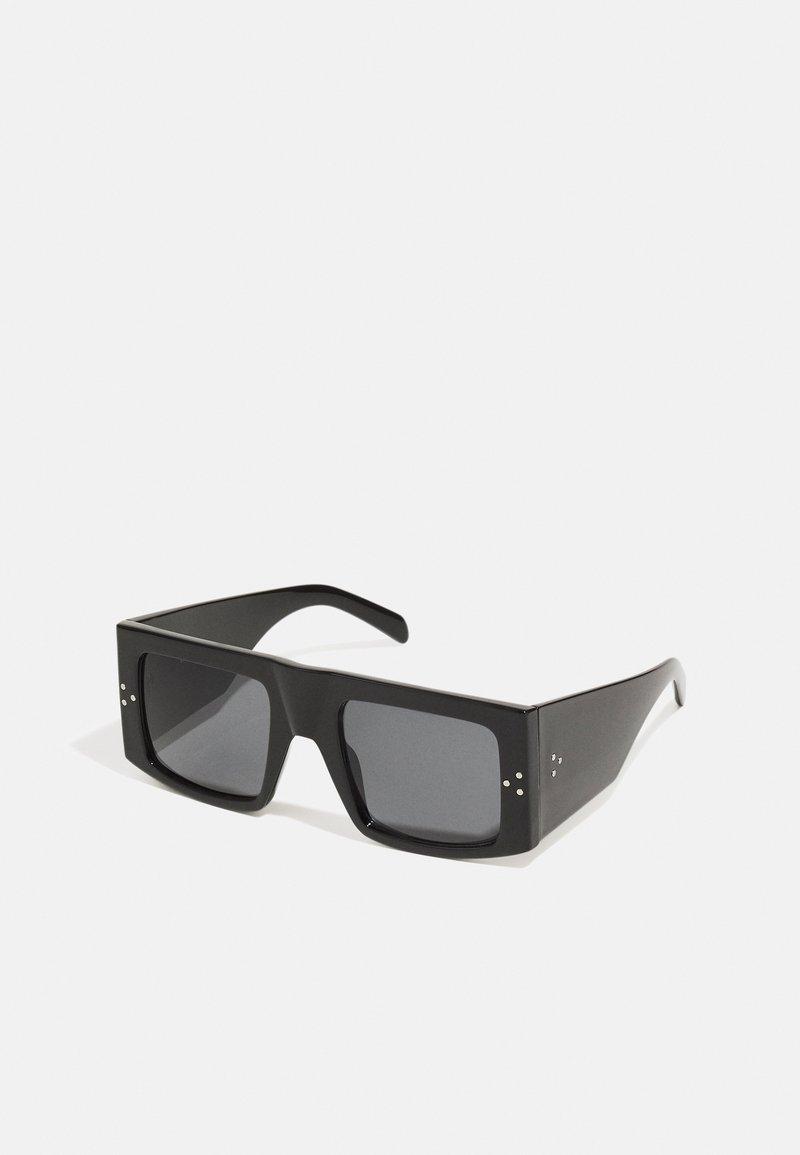 Vintage Supply - CHUNKY UNISEX - Sunglasses - black