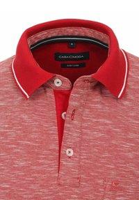 CASAMODA - Polo shirt - rot - 2