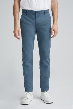 XX CHINO SLIM II - Chinot - dark slate shady