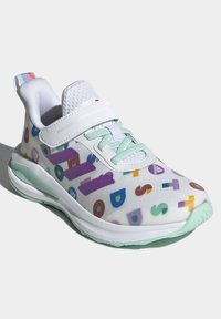 adidas Performance - FORTARUN X LEGO® DOTS™ - Trainers - white - 1