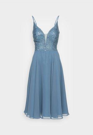 Vestito elegante - vintage blue