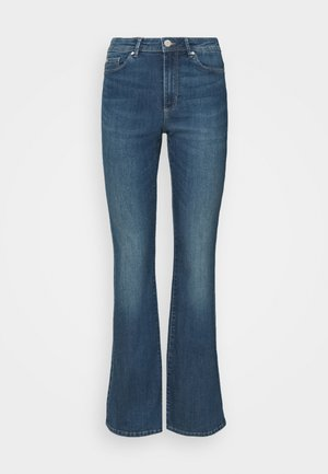 ONLWAUW LIFE  - Flared jeans - medium blue