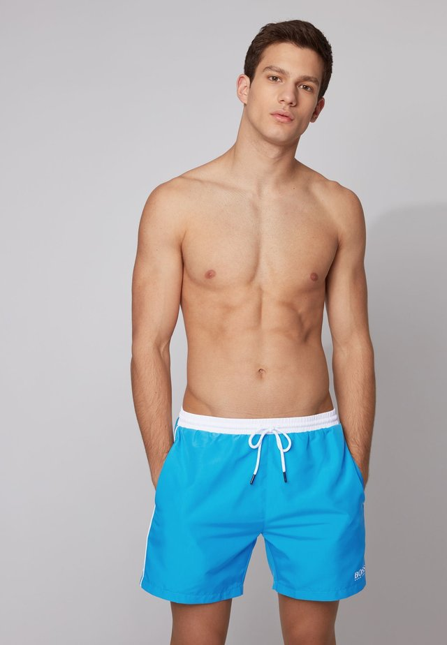 STARFISH - Shorts da mare - blue