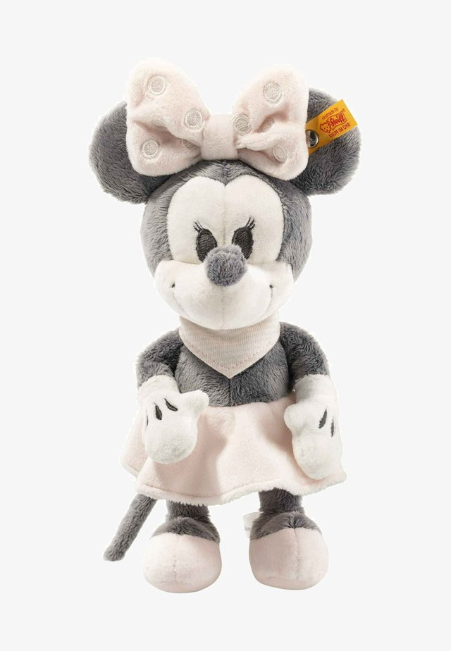 MOUSE MINNIE  - Toy - grey/pink/white