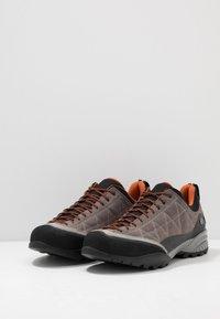 Scarpa - ZEN PRO - Hiking shoes - charcoal/tonic - 2
