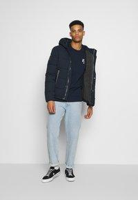 CLOSURE London - CREWNECK 2 PACK - Sweatshirt - khaki/navy - 1