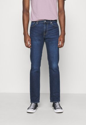 511™ SLIM - Jeansy Slim Fit - dark indigo