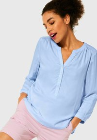 Street One - Blouse - blau - 2