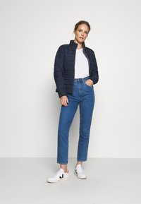 TOM TAILOR - ULTRA LIGHT WEIGHT JACKET - Winterjas - sky captain blue - 1