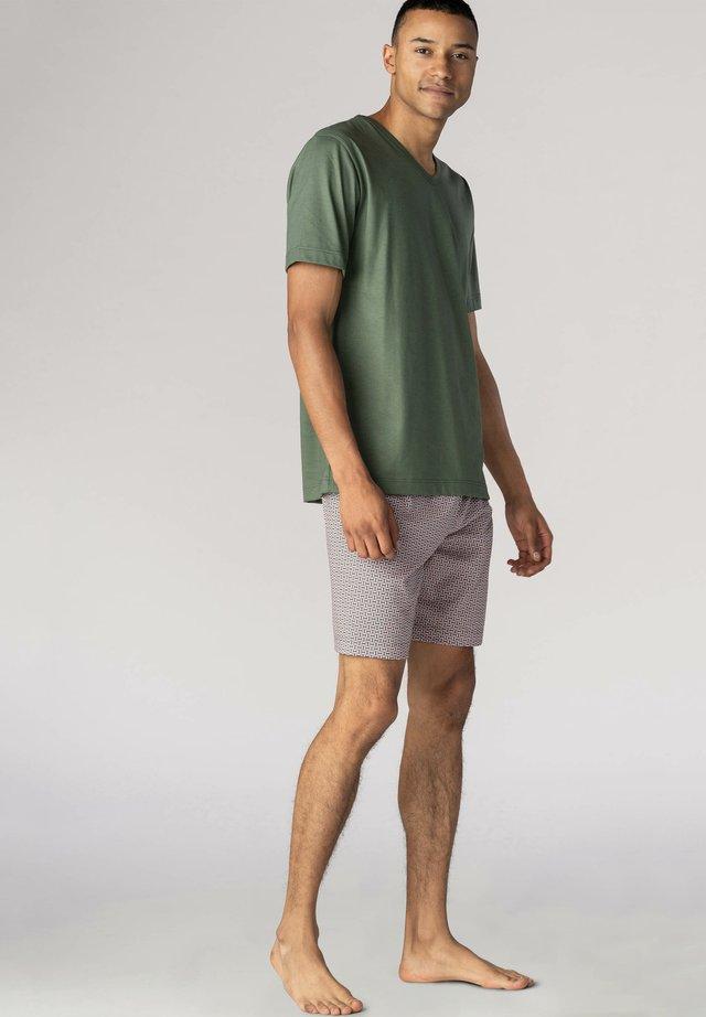 Pyjama set - thyme