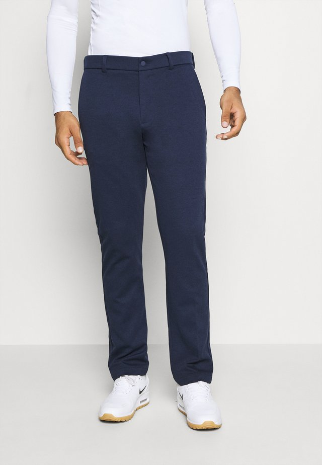 TAILORED TROUSER - Trousers - navy
