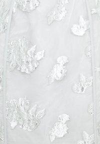Missguided - CORSET DETAIL BODYCON DRESS - Koktejlové šaty/ šaty na párty - grey - 2