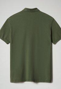 Napapijri - ELBAS - Polo shirt - green cypress - 4