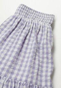 Mango - SOPHIE - A-line skirt - lilas - 2