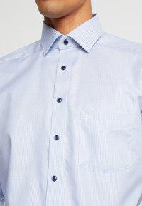 OLYMP - Formální košile - light blue/white - 4