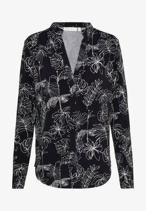 ALANAIW BLOUSE - Long sleeved top - black