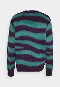 Obey Clothing - DREAM  - Jumper - green multi - 1