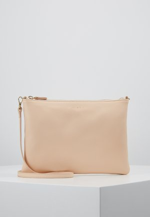 BEST CROSSBODY SOFT - Clutches - nude