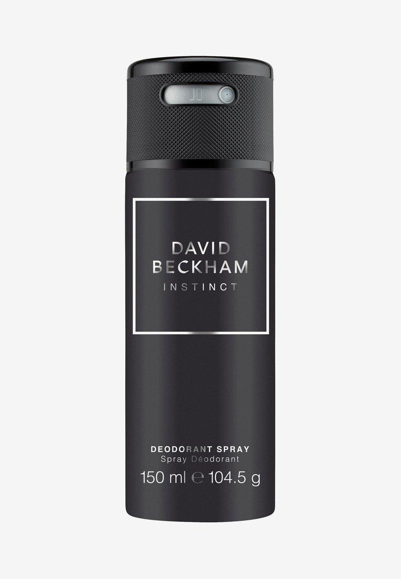 David Beckham Fragrances - DAVID BECKHAM INSTINCT DEO SPRAY - Deodorant - -