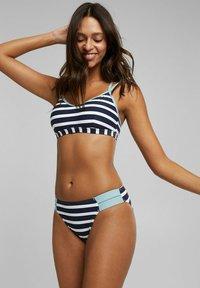 Esprit - Bikini bottoms - navy - 1