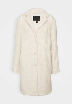 PLAID LASH WEEKENDER COAT - Classic coat - almond amaretto
