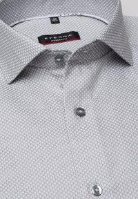 Eterna - MODERN FIT - Shirt - silbergrau - 4