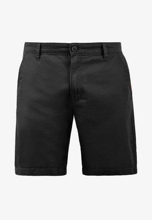 CHINOSHORTS THEMENT - Shorts - black