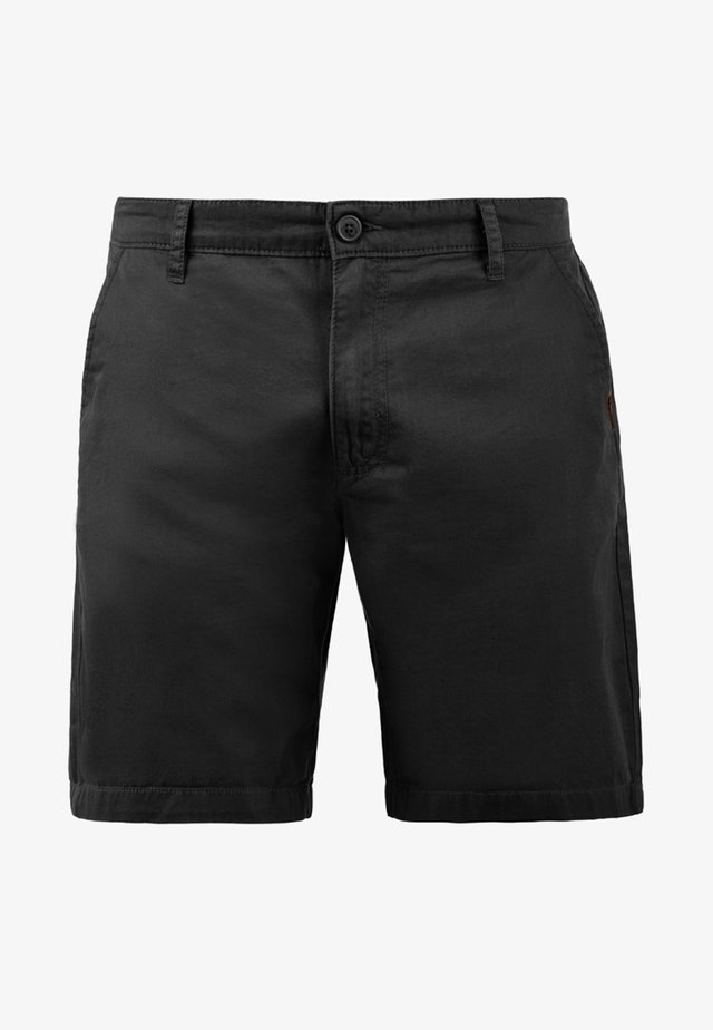 CHINOSHORTS THEMENT - Shorts - black