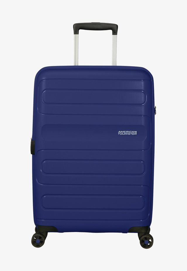 SUNSIDE - Wheeled suitcase - dark navy