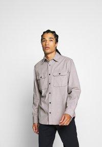 Jack & Jones - JJ30CPO - Skjorta - light gray - 0