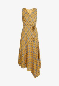 Vince Camuto - HIGHLAND PLAID BELTED DRESS - Hverdagskjoler - honey pot - 5