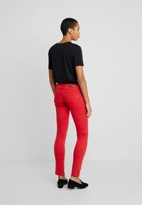 LTB - MOLLY - Jeans Skinny Fit - barbados cherry - 2