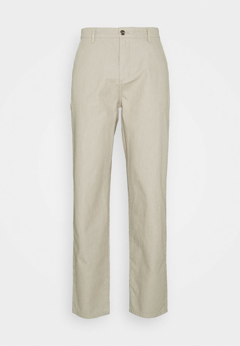 DOCKERS - ALPHA ICON TAPERED - Trousers - elm moonstruck