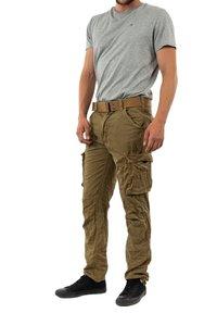 Schott - TRRANGER - Cargo trousers - camel - 1